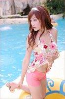 Женский закрытый купальник #XX001