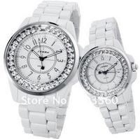 Наручные часы box package Korea style Ladies' fashionable Bracelet KIMIO watch Japanese movements 2 colors16pcs/lot EMS 438