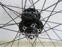 Hot Sale! Carbon 29er MTB wheels, 20mm Clincher mountain bike racing wheels, mountain bicycle wheels.(China (Mainland))