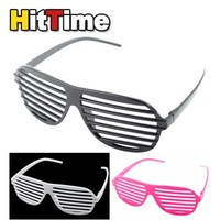 2Pcs/lot Full Shutter Glasses Shades Sunglasses Club Party Gift  [4214|99|02]