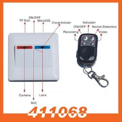 Remote Human Induction Switch Mini DVR Camera (D234)(China (Mainland))