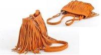 Freeshipping Price spike new small fringed messenger bag shoulder bag diagonal package material fringed handbag  fringed bag
