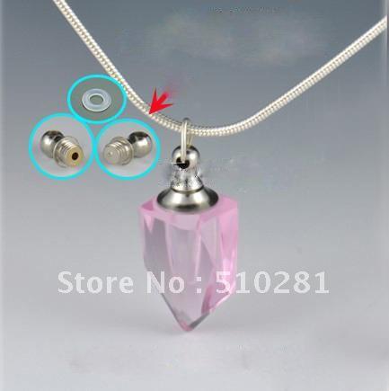 Magia gary SWORD sabre feito pelo homem CRYSTAL lazurite rosa frasco purfume pingente(China (Mainland))