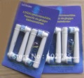 sample order ----4PCS/PACK/lot SB-17A soft bristle electronic toothbrush Heads 4 - pack toothbrush heads free shipping