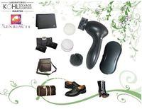 1pcs Freeshipping  Multifunctional Electric Shoe Polishing Brush For Leather  Product