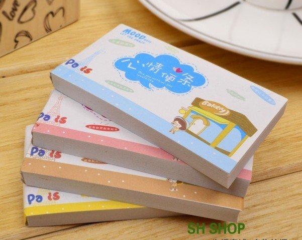 Free shipping cute mini memo pad note pad writing pad office products(China (Mainland))
