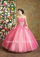 Gorgeous Lace Ball Gown Prom dress 2013 ElyseDress Quinceanera Dress