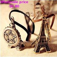 Колье-цепь Fashion Idel Ornaments bow/knot kc-2639