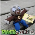 Free Shipping EMS Plants Vs Zombies zombie plush toys 200pcs/lot Wholesale