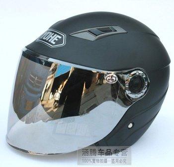 Eternal helmet motorcycle helmet half helmet fashionable men and women,
