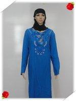 Muslim dress/islamic dress/take/and clothing