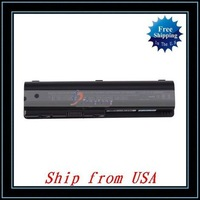 Free Shipping + Laptop Battery For HP Pavilion DV4 DV5 DV5T DV5Z DV6 DV6T DV6Z(6-Core 11.1V 5200mAh)Black Ship from USA-N00044