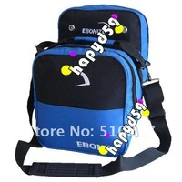 accessories blue bowling ball bag bowling shoes packs free ship