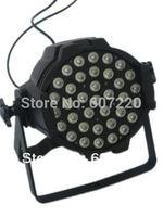 LED Par can(36*3W RGBW) par64 led stage lighting LED par 64 Cast Aluminium