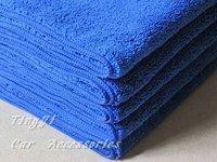 Free shipping 100%Microfiber car wash towel /No ESD/Soft/Don't drop batting/Good permeability/Good water absorptivity/30*30cm