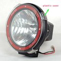 "Free shipping Cheaper price PAIR 7"" 55W/12V HID XENON 9-32V SUV ATV DRIVING SPOT OFFROAD LIGHT 4WD 4X4 W/BUILT IN BALLASTS 6000K"