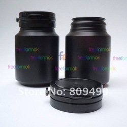 100ml=100g=3.33oz Easy open Pill Container / Case / Bottle for Pills/ Drug / Vitamins Wholesale & retail p281(China (Mainland))