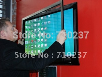 "40""  Multi Touch Screen /  Panel IR Multi Touch Frame Overlay free shipping cost"