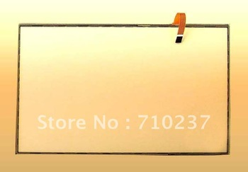 "21.5"" 5 wire Resistive touch screen panel free shipping cost"