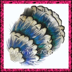 60pcs / lot Feather Pads Fashional Feather Headband / Hairpin / Craft Accossories FREE SHIPPING(China (Mainland))