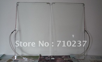 "32"" SAW touch screen panel free shipping cost"