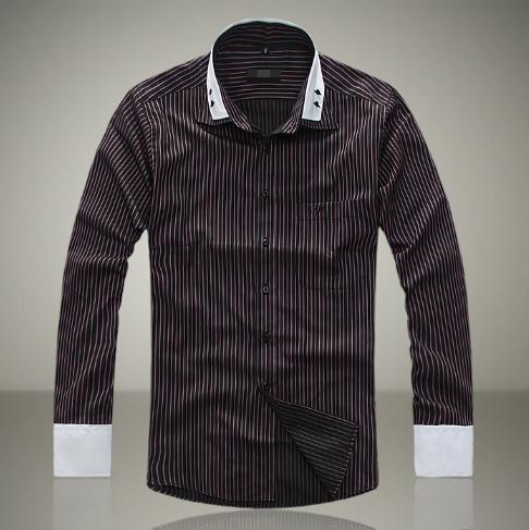 Shirt Dress on Mens T Shirt Long Sleeve Polo T Shirt Brand Poloshirt Cotton T Shirt