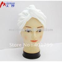 microfiber hair drying cap
