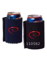 Free shipping!! Wrap Stubby Cooler