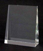 Best selling Free Shipping CB8AE - Crystal Wedge Trophy,design OEM logo OEM