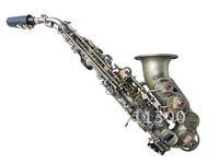 best HY-213TG Small saxophone bB key Soprano Saxophone in stock
