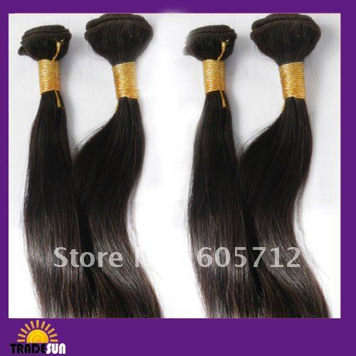 Human Hair Weft Extensions Wholesale 17