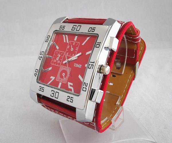 В» Diesel Watches В» Diesel Men's Black Leather Chronograph Watch