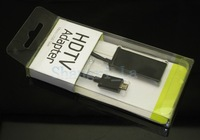 HDMI cable HDTV Adapter for Samsung Galaxy S2 i9100 free shipping