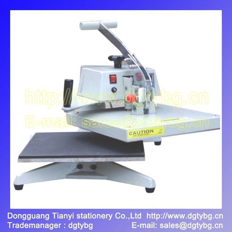 used heat press machine for t shirts