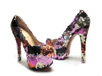 Туфли на высоком каблуке Euramerican hot style, wedding shoes, buckle extremly thin high heel sexy shoes, woman/lady 's platform pumps, heorshe