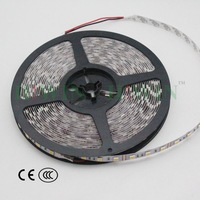 12v led strip led tape 5050 60 leds per meter non waterproof  outdoor use 14.4w/m