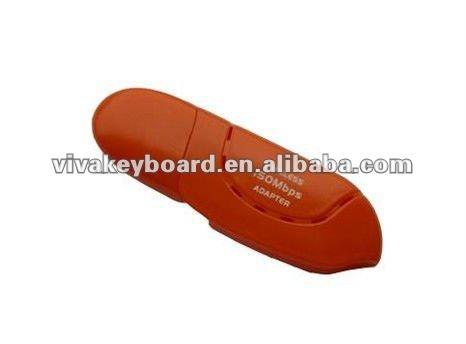 Free shipping 10pcs/lot 150M 802.11n with RT3070 wifi USB adaptor(China (Mainland))