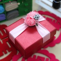 Best selling! EMS Free shipping! 30 pcs/lot  wedding candy box, Christmas box-S . Retail/wholesale