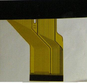 "Wholesale White Folio Leather Case+screen film For 7""Kobo Wi Fi/ Kobo Vox Tablet"