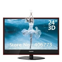 3D MINI LED /LED TV Changhong 3DTV24660I 24-inch Intelligent Network TV FREE SHIPPING