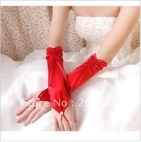 brand new  free shipping The bride gloves marriage gauze gloves embroidery gloves fingerless gloves