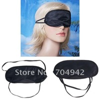 Travel Eye Shade Mask Black and other color available Free shipping freight by DHL, UPS or DHL