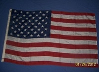 Free Shipping NEW U.S 3' x 5' AMERICAN FLAG USA United States U.S.A. 3 FT X 5 FT Flags