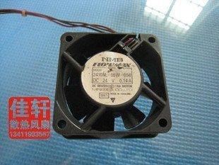 Good Quality Original NMB Frequency conversion6CM Cooling fan 6025 24V 0.14A 2410NL-05W-B58 Quality Assurance Cooling Fan