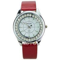 Наручные часы J437 Luxury Watch Woman Fashion Diamond Shinning Crystal Quartz Watch wrist watch, Muti-COLORS
