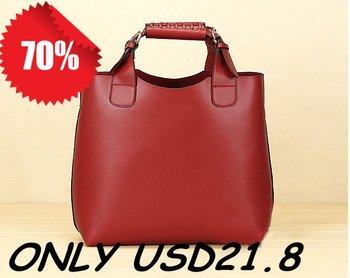 PROMOTION NEW, Europe style popular hot selling vintage women's shoulderbag/ladies tote handbag