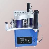 Hand held manual edge bander KM10 version  packing I free shipping, portable edge banding machine