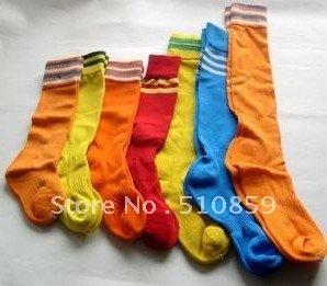 Nylon middle sox stockings sports socks football sox male sox boy socks
