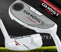 "2012 New,Ghost Tour MA-81 putter,33""or""34""or""35""lengths golf Clubs with headcover 3pcs/lotFree Shipping"
