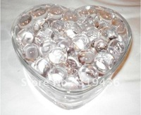 free shipping crystal water beads pearl hydrogel for vase filler as wedding party centrepiece